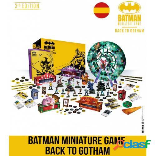 Batman miniature game - back to gotham (castellano)