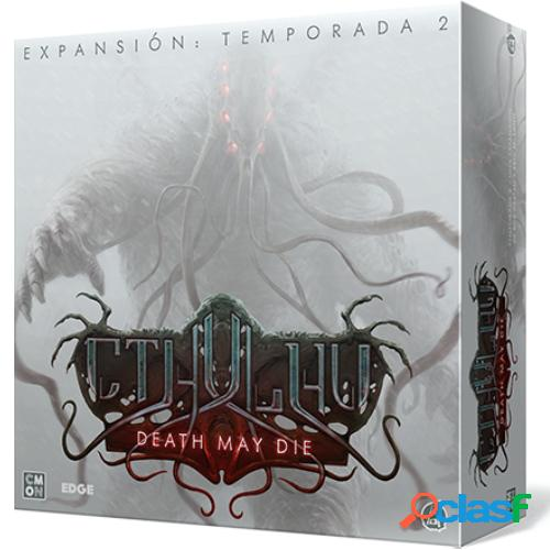 Cthulhu - death may die - temporada 2