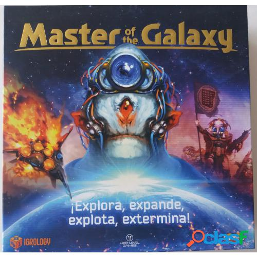Master of the galaxy - segunda mano