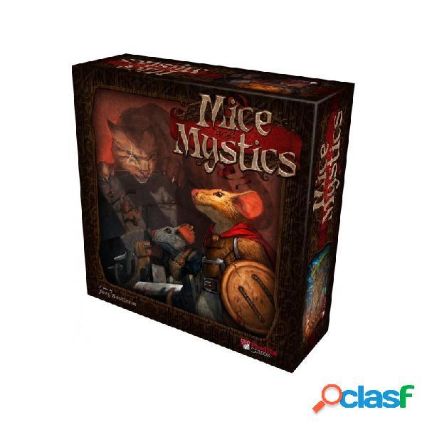 Mice & mystics (de ratones y magia)