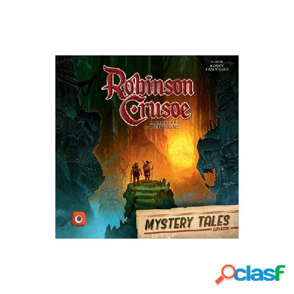 Robinson crusoe adventure on the cursed island - mystery tales