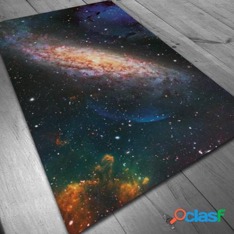 Tapete de neopreno - galaxia 140 x 80