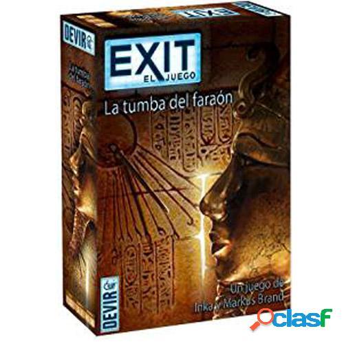 Exit 2 - la tumba del faraón