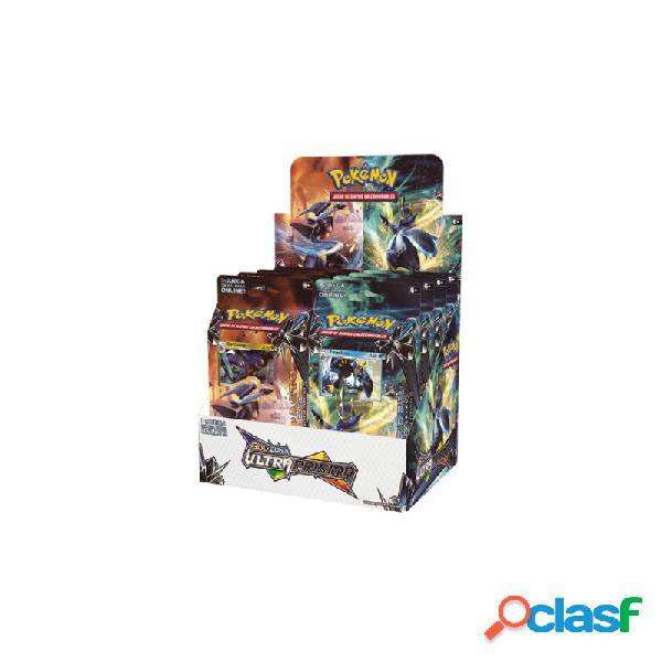 Pokemon jcc - baraja 60 cartas sol y luna ultraprisma