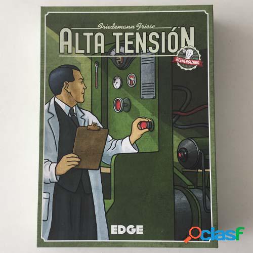 Alta tension reenergizado - segunda mano