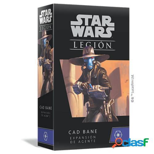 Star wars legion - cad bane - expansión de agente