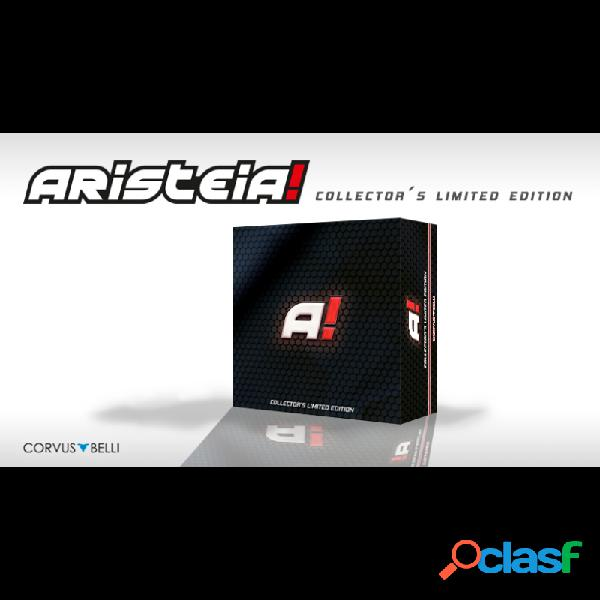 Aristeia! - core collector's limited edition box (inglés)