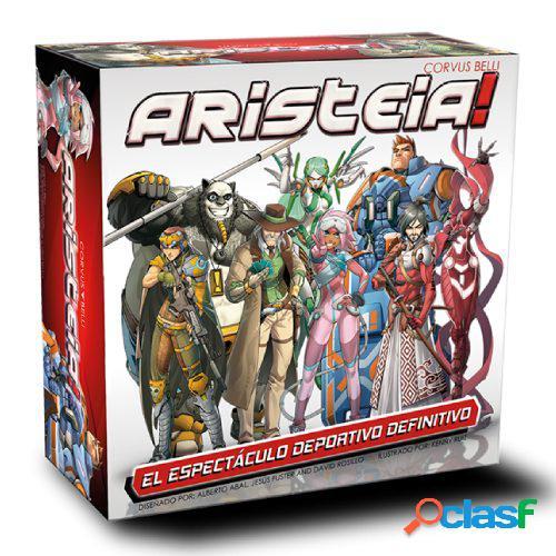 Aristeia! el espectáculo deportivo definitivo - core (castellano)