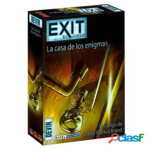 Exit 12 - la casa de los enigmas