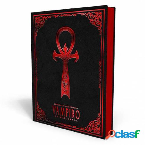 Vampiro - la mascarada 20º aniversario ultradeluxe