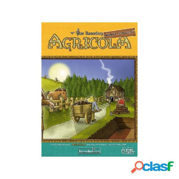 Agricola - bosques y cenagales