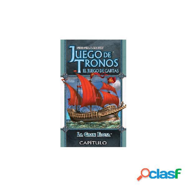 Juego de tronos lcg - la gran flota - canción del mar