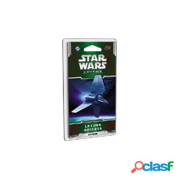 Star wars lcg - la luna boscosa / ciclo de endor