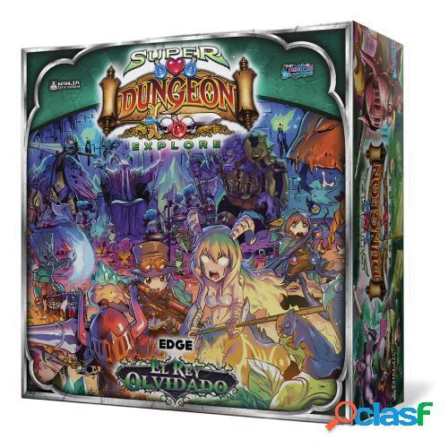 Super dungeon explore - el rey olvidado