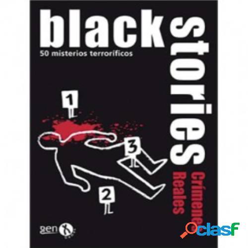 Black stories - crímenes reales