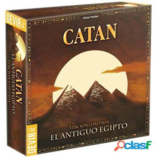 Catan - el antiguo egipto