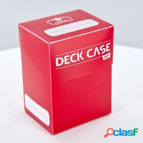 Deck box ultra pro roja