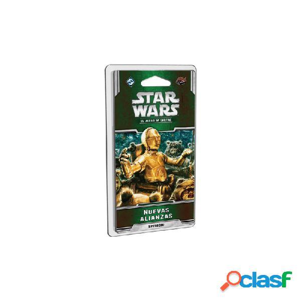 Star wars lcg - nuevas alianzas / ciclo de endor