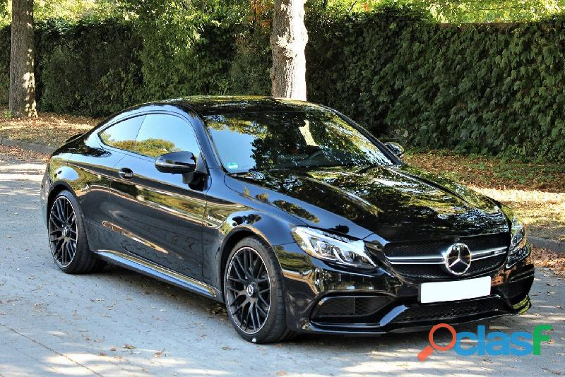 Mercedes Benz C 63 AMG Coupe Performance
