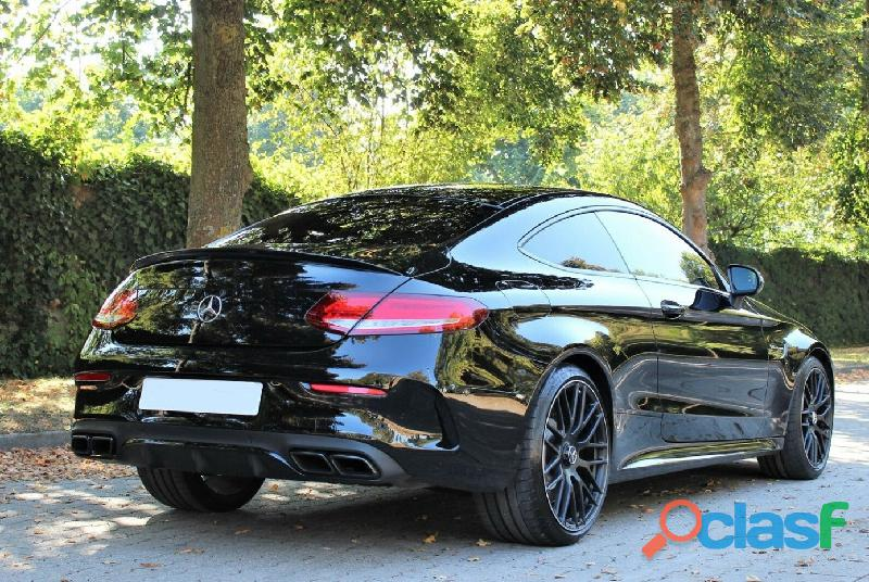 Mercedes Benz C 63 AMG Coupe Performance 1