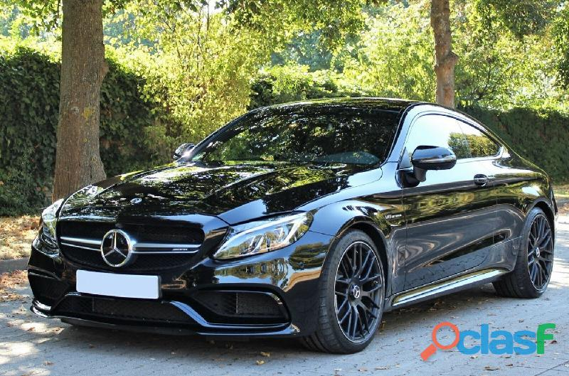 Mercedes Benz C 63 AMG Coupe Performance 2