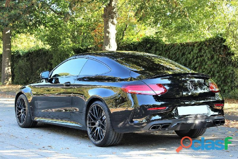 Mercedes Benz C 63 AMG Coupe Performance 3