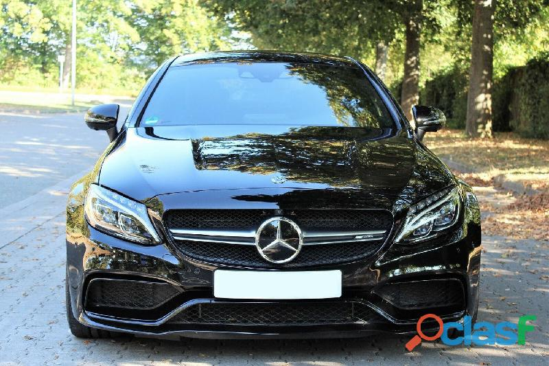 Mercedes Benz C 63 AMG Coupe Performance 4