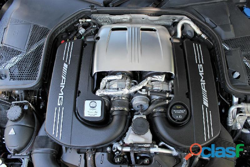 Mercedes Benz C 63 AMG Coupe Performance 7