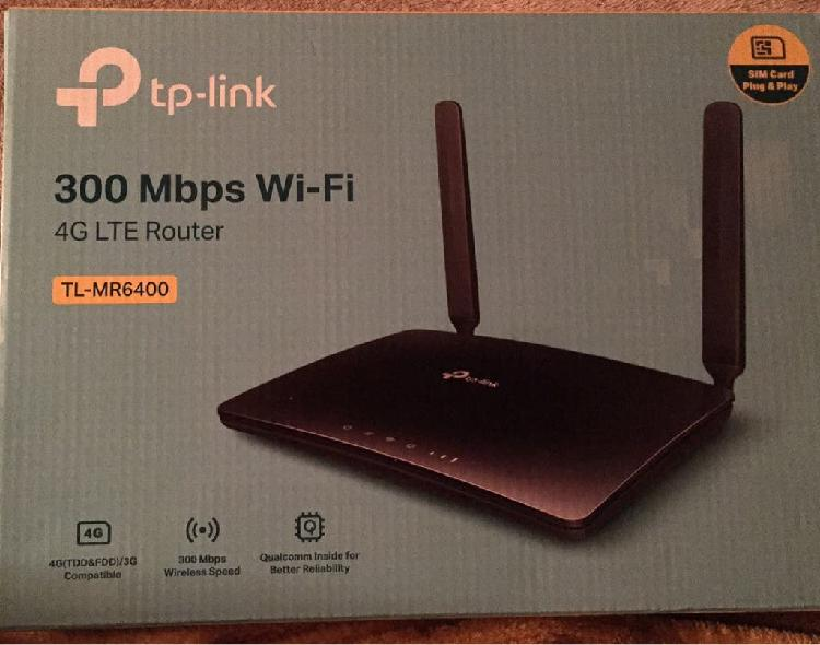 4g lte router. 300 mbps wi-fi