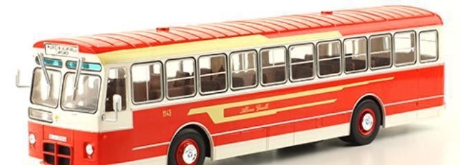 Autobus / bus pegaso 6035 (1974) - alsina graells -