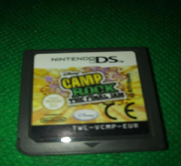 Camp rock - the final jam - juego nintendo ds