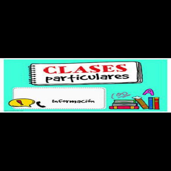 Clases!