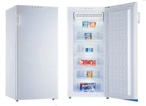 Congelador vertical de cajones