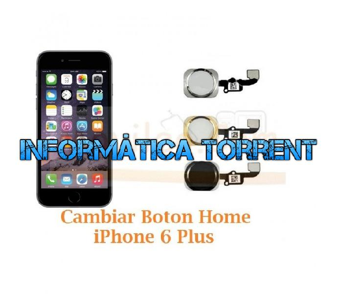 Cambiar boton home iphone 6 plus +