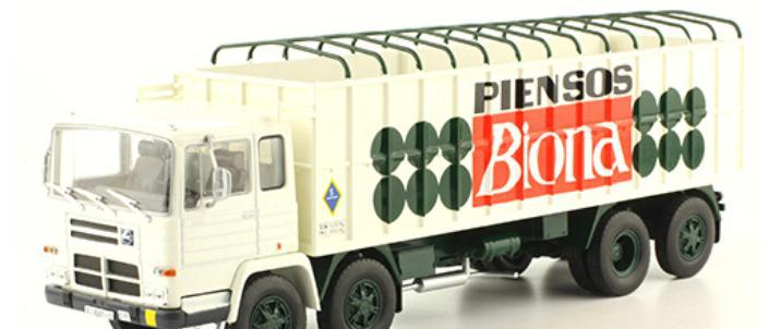 Camion clasico pegaso 1086/52 (1973) - piensos biona - n29