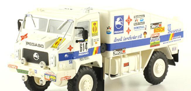 Camion clasico pegaso 7222 - competicion / rally dakar