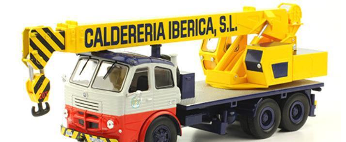 Camion grua pegaso 3060 l cabezon (1967) - caldereria