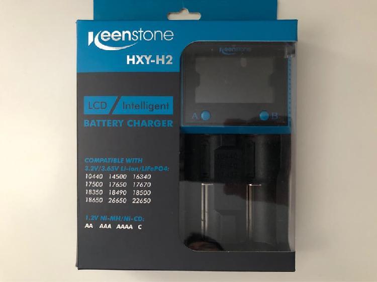 Cargador batería keenstone (perfecto estado)