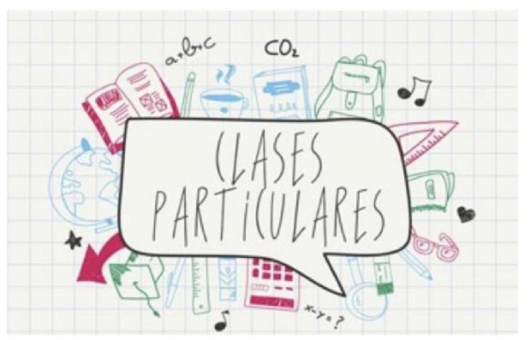 Clases de lengua, filosofía, inglés y fisica