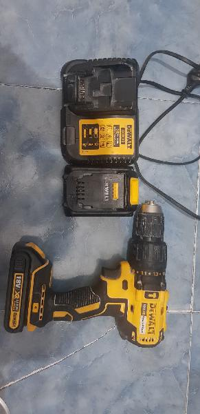 Dewalt dcd 778 taladro percutor bateria