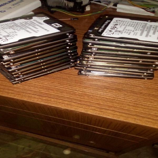 Discos duros para portátil