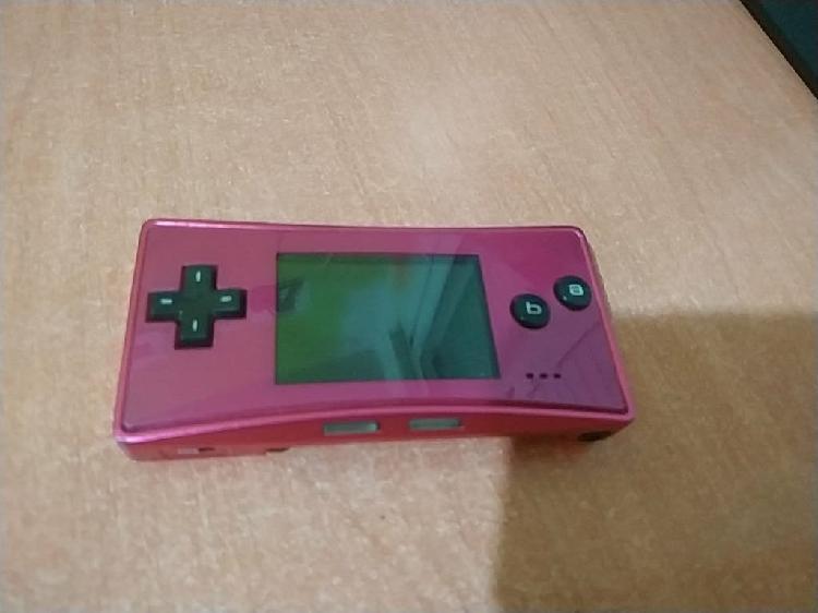 Game boy micro+juego shrek2