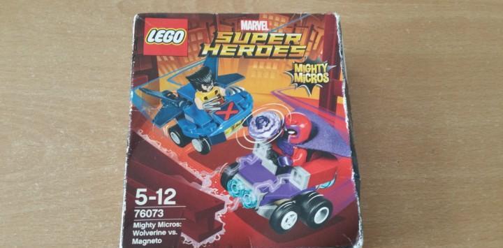 Lego marvel superheroes wolverine lobezno magneto nuevo