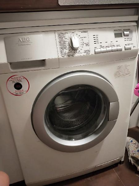Lavadora aeg electrolux lavamat 7kg