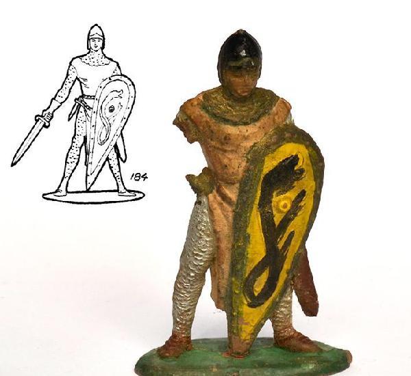 Medieval de la marca reamsa, de la serie caballeros de rey