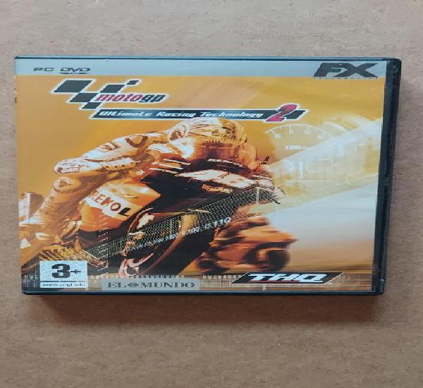Moto gp ultimate racing technology 2 pc