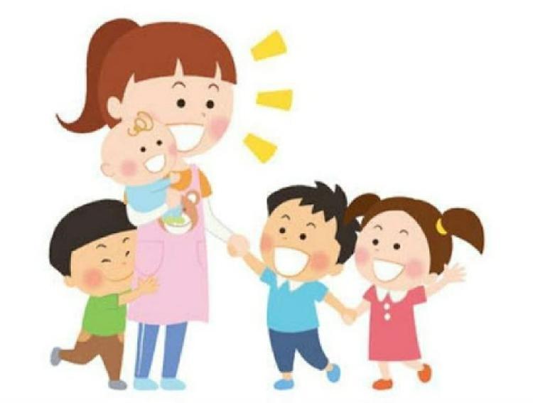 Mujer para cuidado de niños con experiencia
