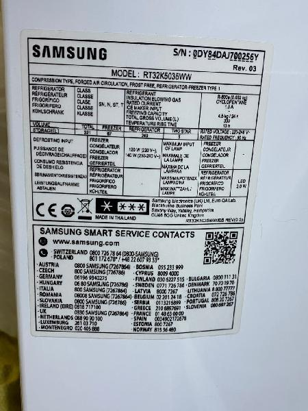 Nevera Samsung