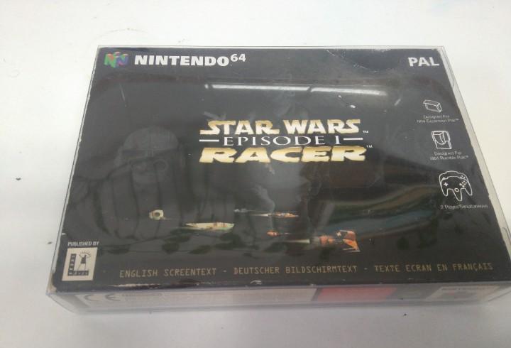 Stars wars racer n64 mire mis otros juegos nintendo sony