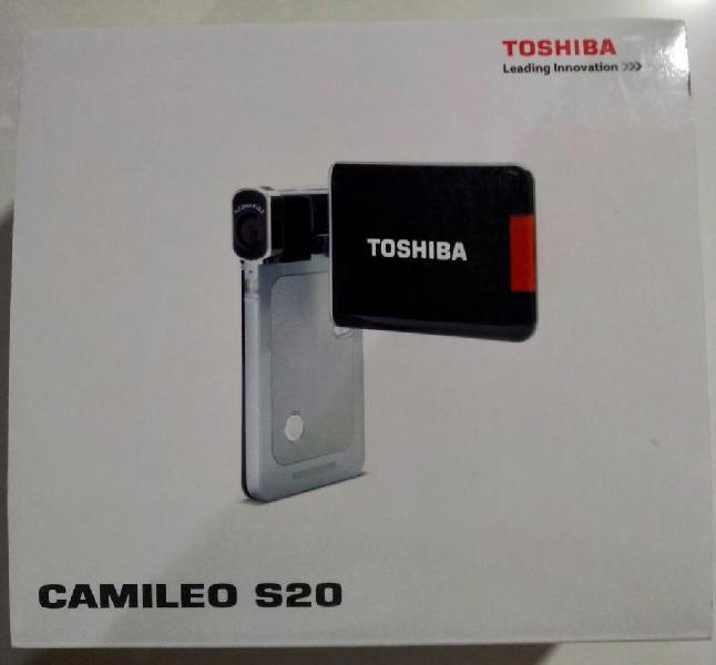 Toshiba camileo s20 (videocámara compacta)
